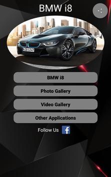 BMW i8 Car Photos and Videos poster
