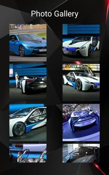 BMW i8 Car Photos and Videos screenshot 11