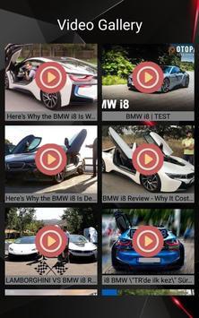 BMW i8 Car Photos and Videos screenshot 2