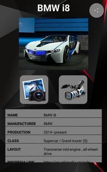 BMW i8 Car Photos and Videos screenshot 9