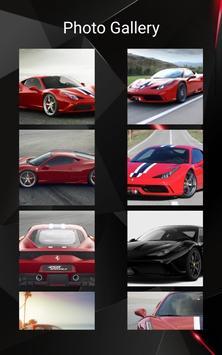 Ferrari 458 Speciale Car Photos and Videos screenshot 11