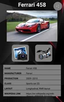 Ferrari 458 Speciale Car Photos and Videos screenshot 9