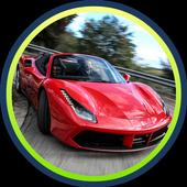 Ferrari 488 GTB Car Photos and Videos icon