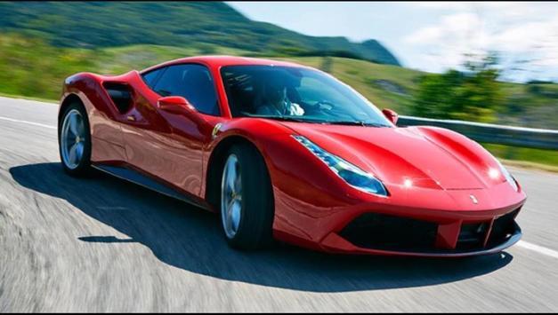 Ferrari 488 GTB Car Photos and Videos screenshot 6