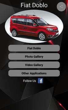 Fiat Doblo Car Photos and Videos screenshot 16