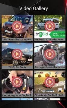 Fiat Doblo Car Photos and Videos screenshot 10