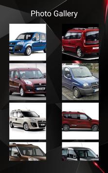 Fiat Doblo Car Photos and Videos screenshot 11