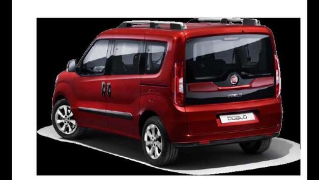 Fiat Doblo Car Photos and Videos screenshot 13
