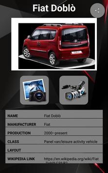 Fiat Doblo Car Photos and Videos screenshot 1