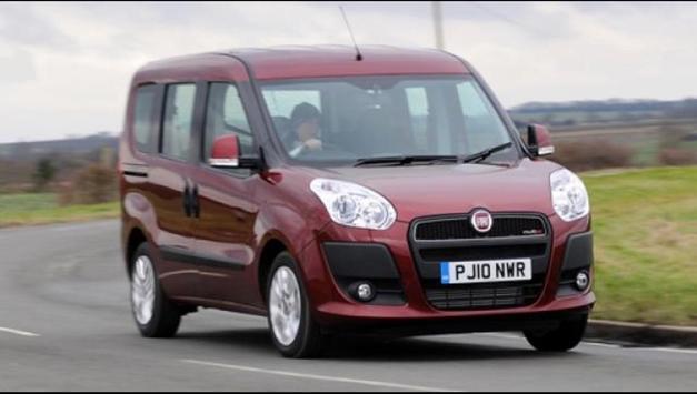 Fiat Doblo Car Photos and Videos screenshot 22