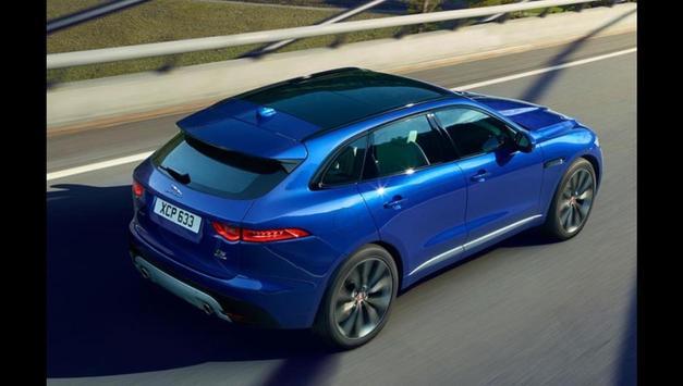 Jaguar F-PACE Car Photos and Videos screenshot 21
