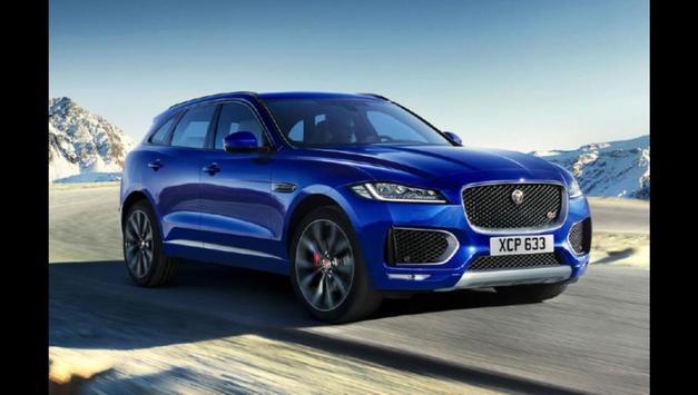 Jaguar F-PACE Car Photos and Videos screenshot 4