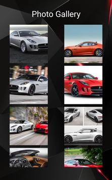 Jaguar F-TYPE Car Photos and Videos screenshot 3