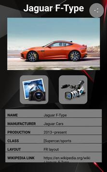 Jaguar F-TYPE Car Photos and Videos screenshot 17