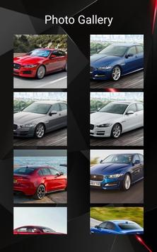 Jaguar XE Car Photos and Videos screenshot 3