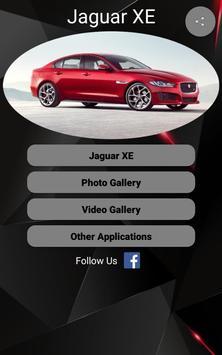 Jaguar XE Car Photos and Videos poster