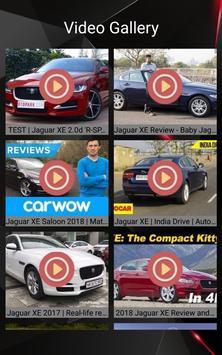 Jaguar XE Car Photos and Videos screenshot 18