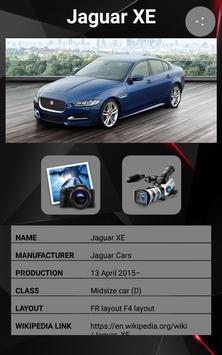 Jaguar XE Car Photos and Videos screenshot 1