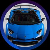 Lamborghini Aventador Car Photos and Videos icon