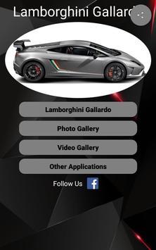 Lamborghini Gallardo Car Photos and Videos poster