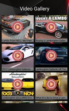 Lamborghini Gallardo Car Photos and Videos screenshot 10