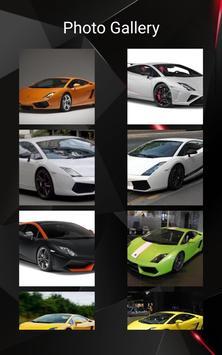 Lamborghini Gallardo Car Photos and Videos screenshot 11