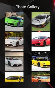Lamborghini Huracan Car Photos and Videos screenshot 19