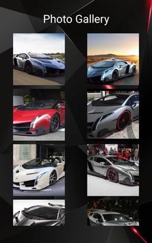 Lamborghini Veneno Car Photos and Videos screenshot 3