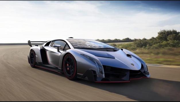 Lamborghini Veneno Car Photos and Videos screenshot 4