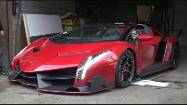 Lamborghini Veneno Car Photos and Videos screenshot 6
