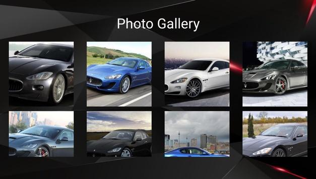 Maserati Granturismo Car Photos and Videos screenshot 5