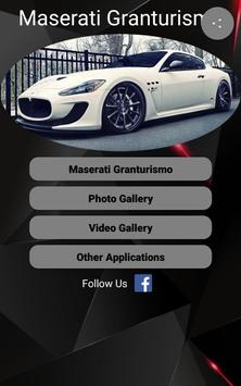 Maserati Granturismo Car Photos and Videos poster
