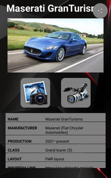 Maserati Granturismo Car Photos and Videos screenshot 1