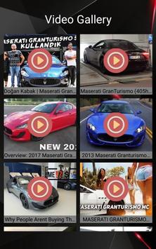 Maserati Granturismo Car Photos and Videos screenshot 2