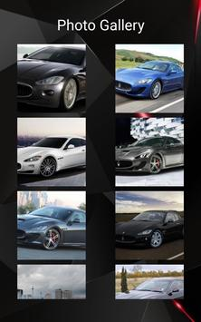 Maserati Granturismo Car Photos and Videos screenshot 3
