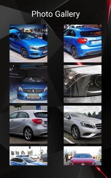 Mercedes A Class Car Photos and Videos screenshot 3