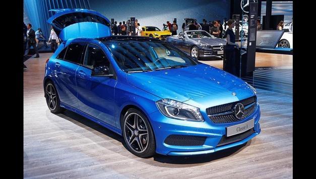 Mercedes A Class Car Photos and Videos screenshot 12
