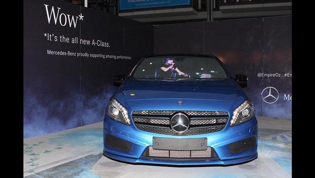 Mercedes A Class Car Photos and Videos screenshot 14