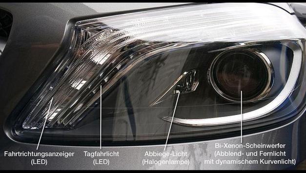 Mercedes A Class Car Photos and Videos screenshot 15