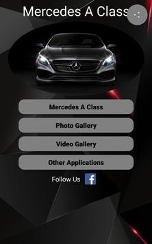 Mercedes A Class Car Photos and Videos screenshot 16