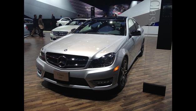 Mercedes C Class Car Photos and Videos screenshot 15