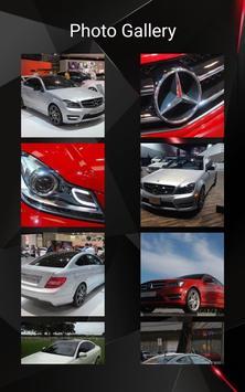 Mercedes C Class Car Photos and Videos screenshot 19