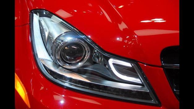 Mercedes C Class Car Photos and Videos screenshot 22