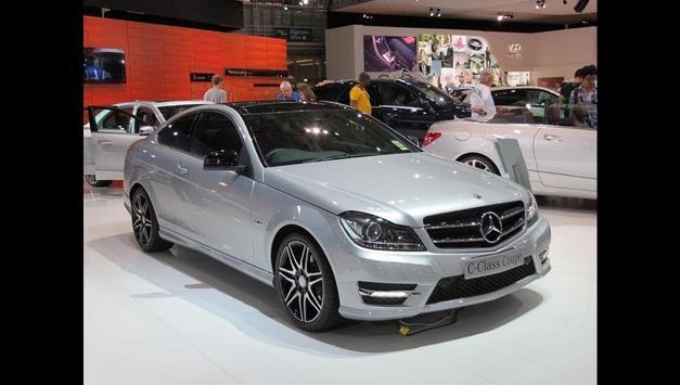 Mercedes C Class Car Photos and Videos screenshot 4