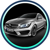 Mercedes CLA Car Photos and Videos icon