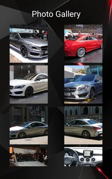 Mercedes CLA Car Photos and Videos screenshot 11