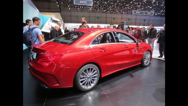 Mercedes CLA Car Photos and Videos screenshot 13