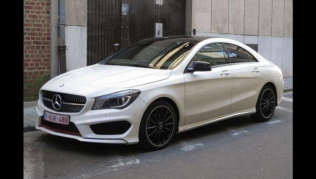 Mercedes CLA Car Photos and Videos screenshot 14