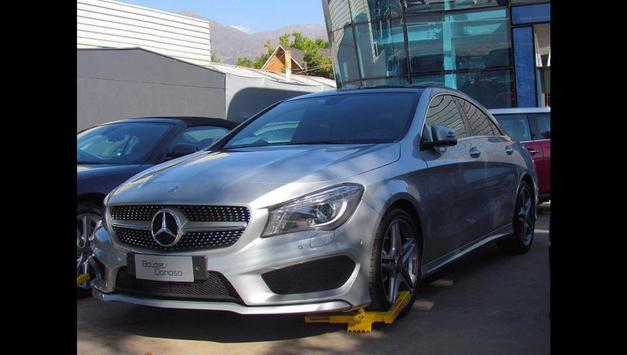 Mercedes CLA Car Photos and Videos screenshot 7