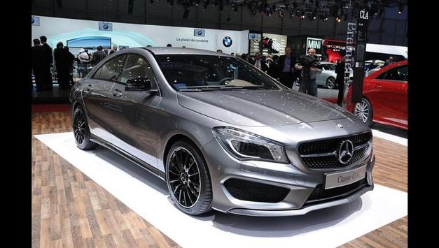 Mercedes CLA Car Photos and Videos screenshot 4